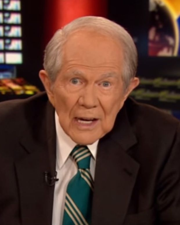 Pat Robertson: Let Muslims, Left Kill Themselves (Video) Promo Image