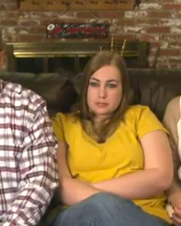 Vince, Miranda, and Michelle Seivert