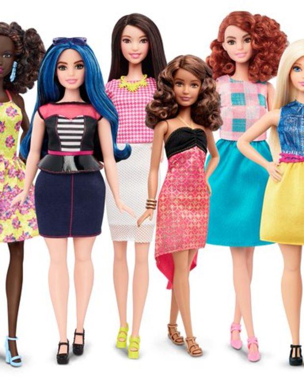 New Barbie Dolls
