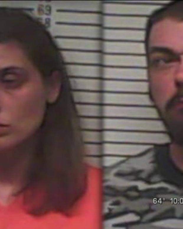 Couple Faces Charges After 'Hotboxing' With Children  Promo Image