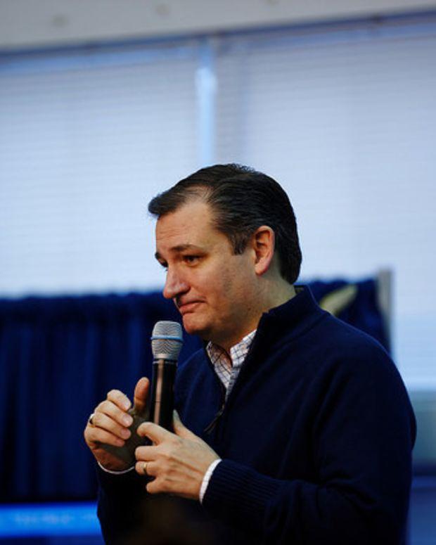 Cruz Calls For Roe V. Wade To Be Overturned Promo Image