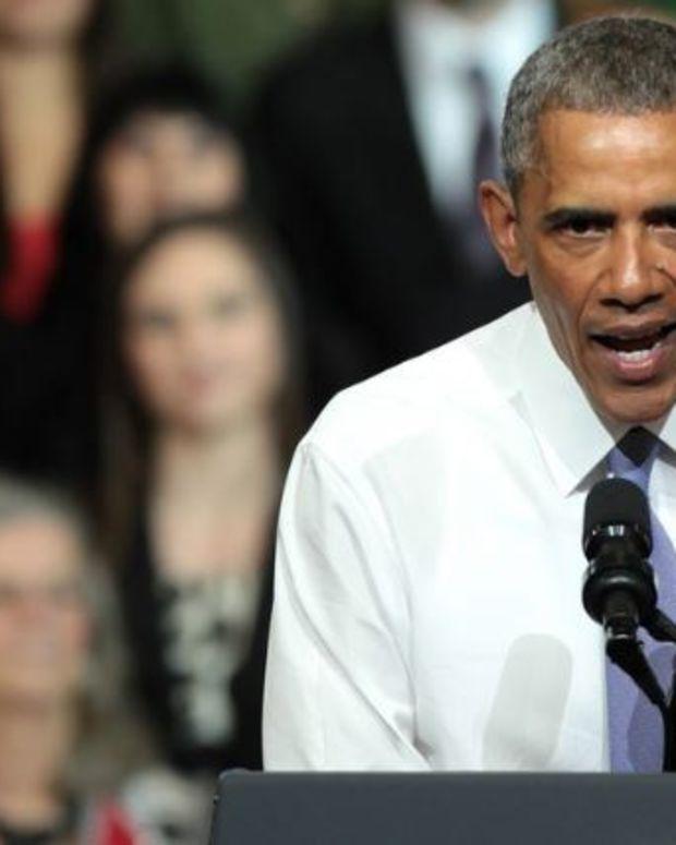 Obama On Gun Control: 'Senate Failed The American People' Promo Image