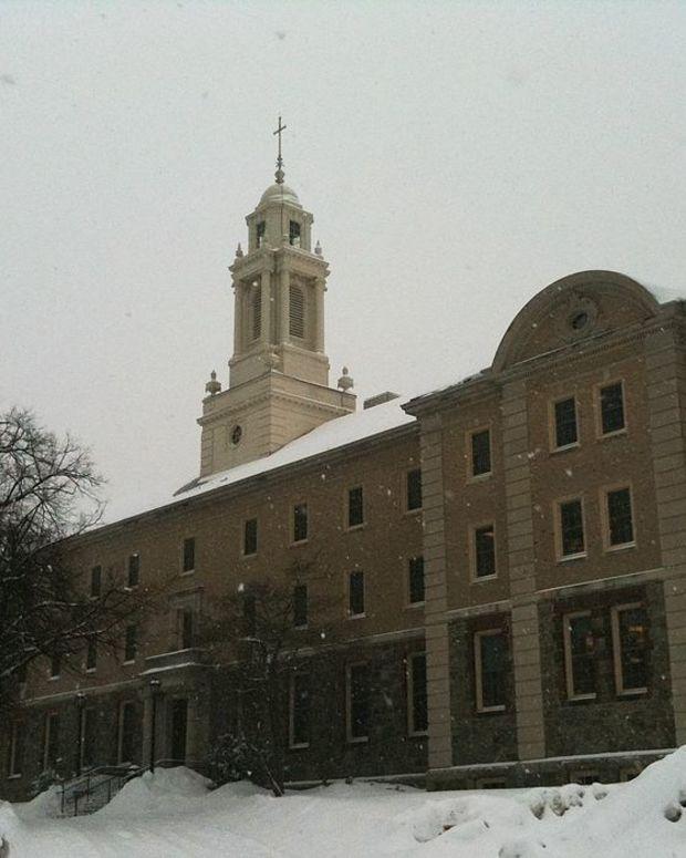 Catholic Colleges Debate Transgender Discrimination Promo Image