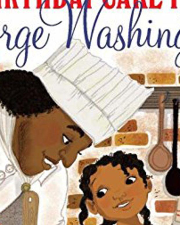 george washington book cover