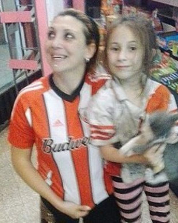 Mom Brutally Attacked In Front Of 8-Year-Old Daughter (Photos) Promo Image
