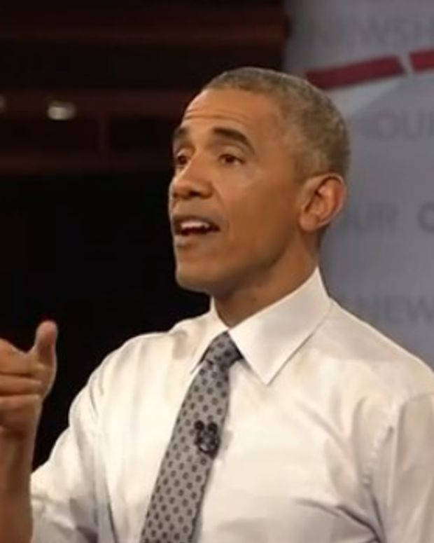 Obama: Congress Won't Let CDC Study Gun Violence Promo Image
