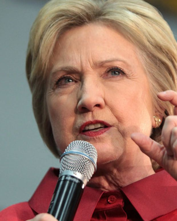 Hillary Clinton To Be Interviewed By FBI Director Promo Image