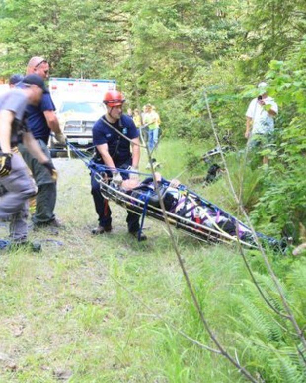 Skamania County Sheriff Rescue Team.
