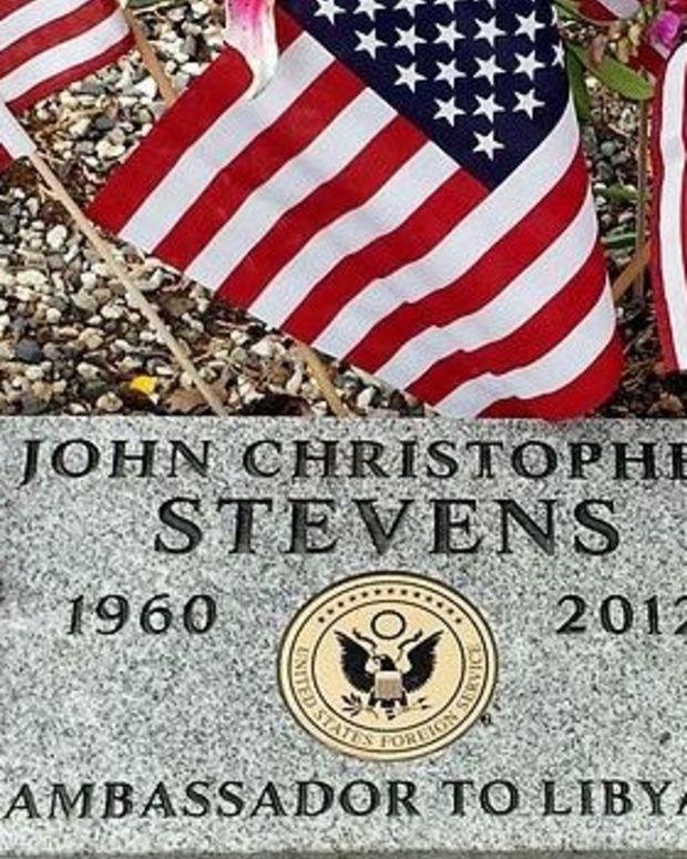 Ambassador Stevens' Sister: 'Unjust' To Blame Clinton Promo Image