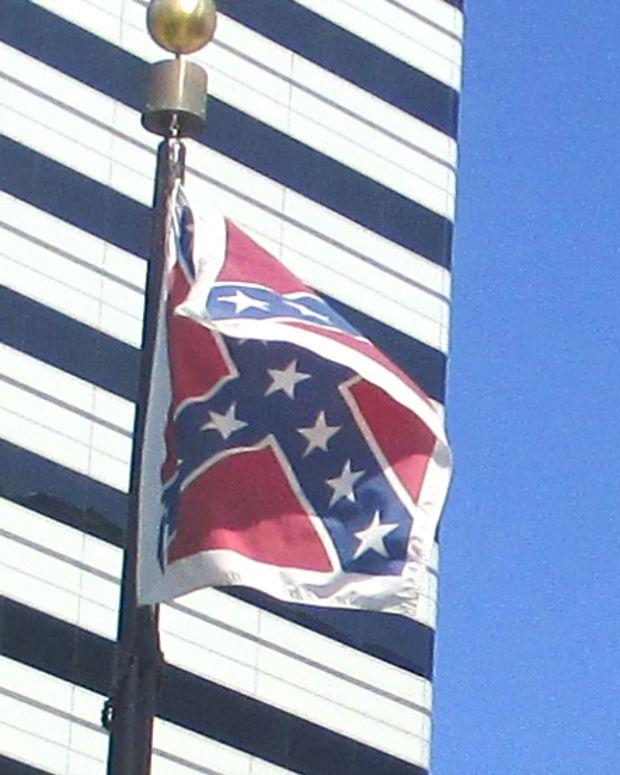 Confederate Flag South Carolina