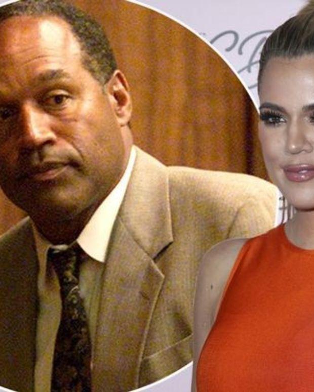 O.J. Agrees To Take Paternity Test For Khloe Kardashian Promo Image