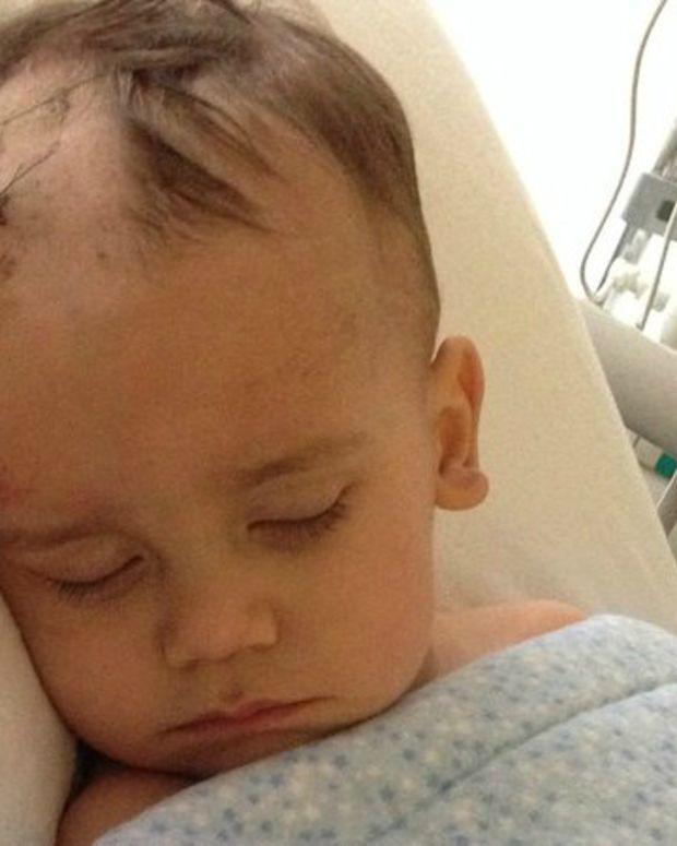 Brain-Damaged Boy's Mom Calls For Child Abuse Registry Promo Image