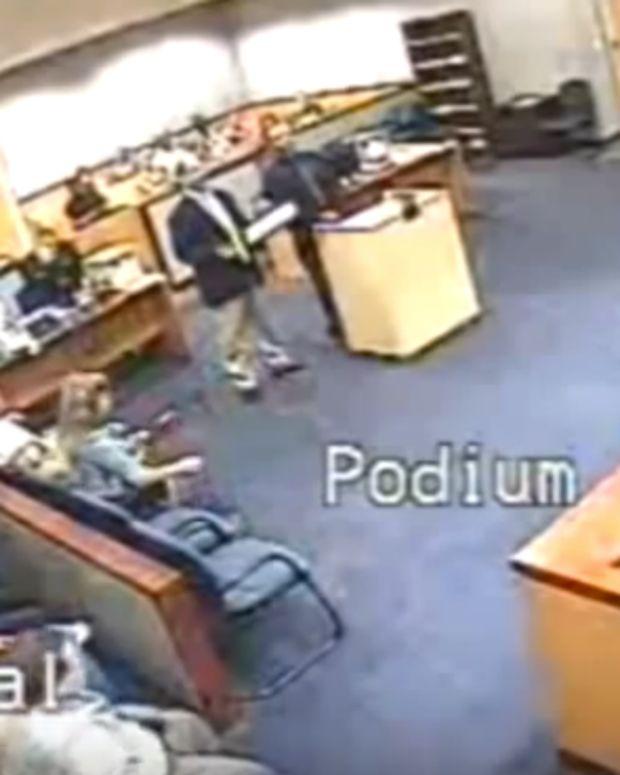 Florida Courtroom