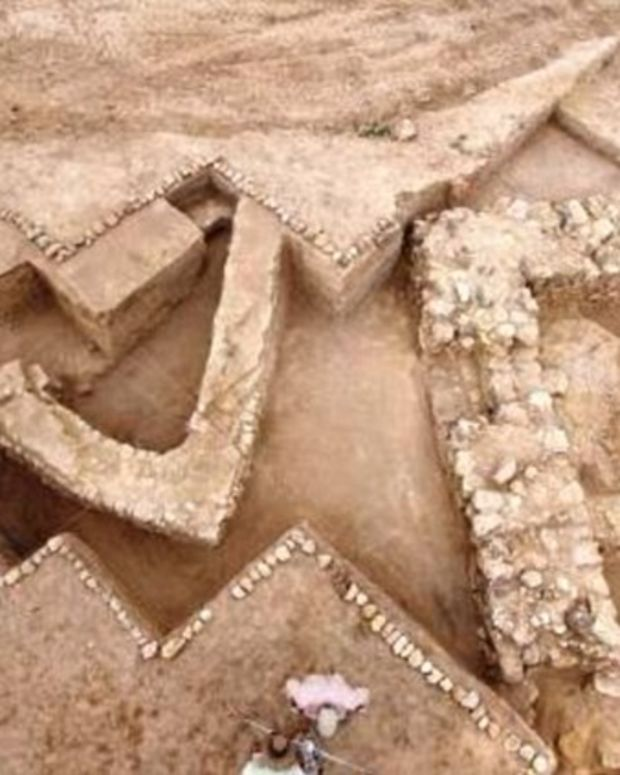 Archaeologists Discover Sodom
