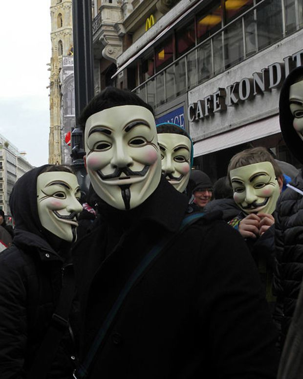 Anonymous Members.