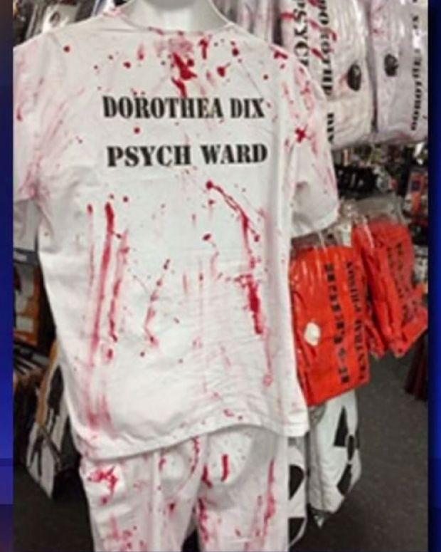 'Dorothea Dix Psych Ward' costume