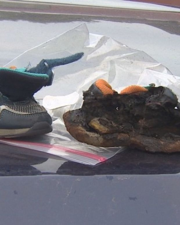 Parents Suspect Light-Up Shoes Caused Fire Promo Image