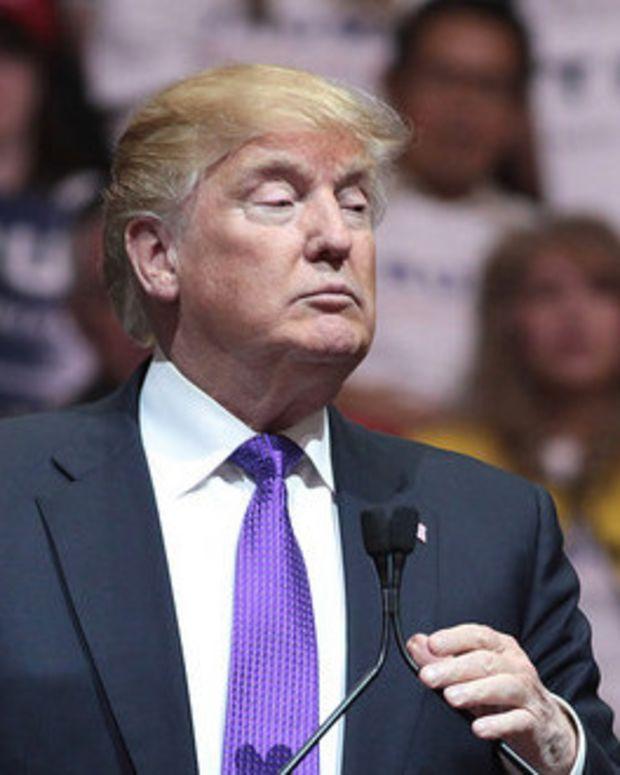 Trump Campaign Defends Abortion Comments (Video) Promo Image