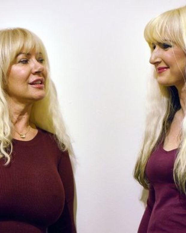 Mother Spent $57,000 To Look Like Daughter (Video) Promo Image