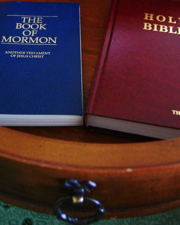 Bibles In A Hotel Room Drawer.
