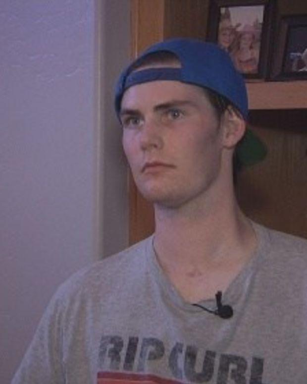 Teen Battling Brain Tumor Denied Entry To Prom (Video) Promo Image