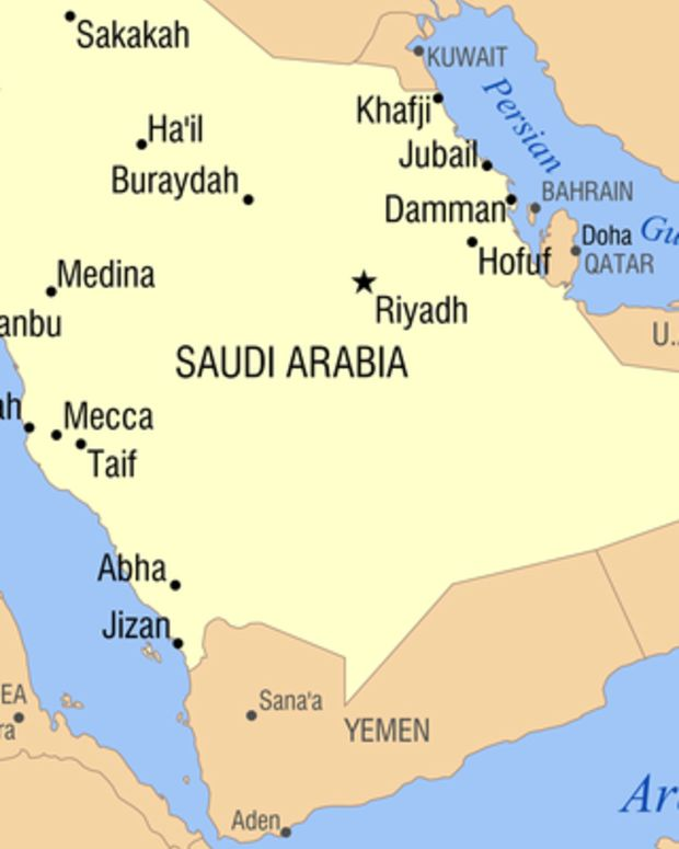 Saudi Arabia Beheadings