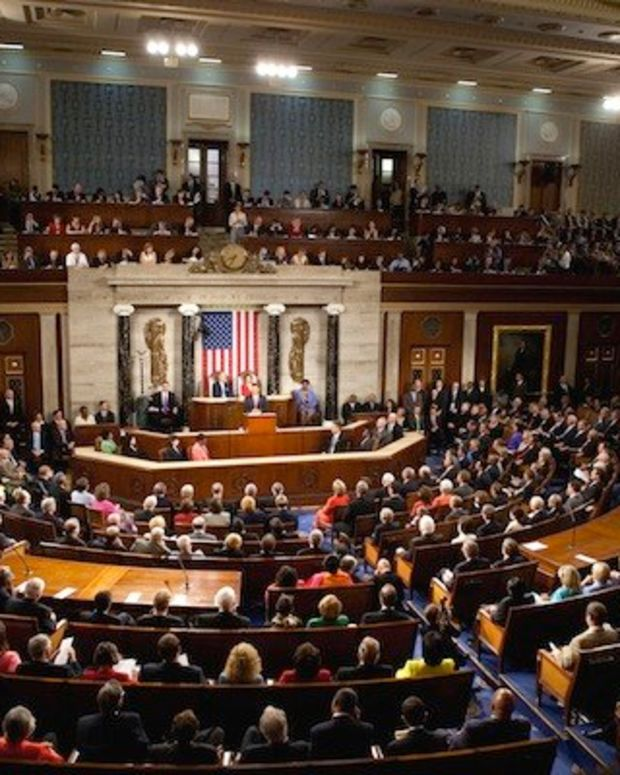 Just 13 Percent Of Americans Approve Of Congress Promo Image