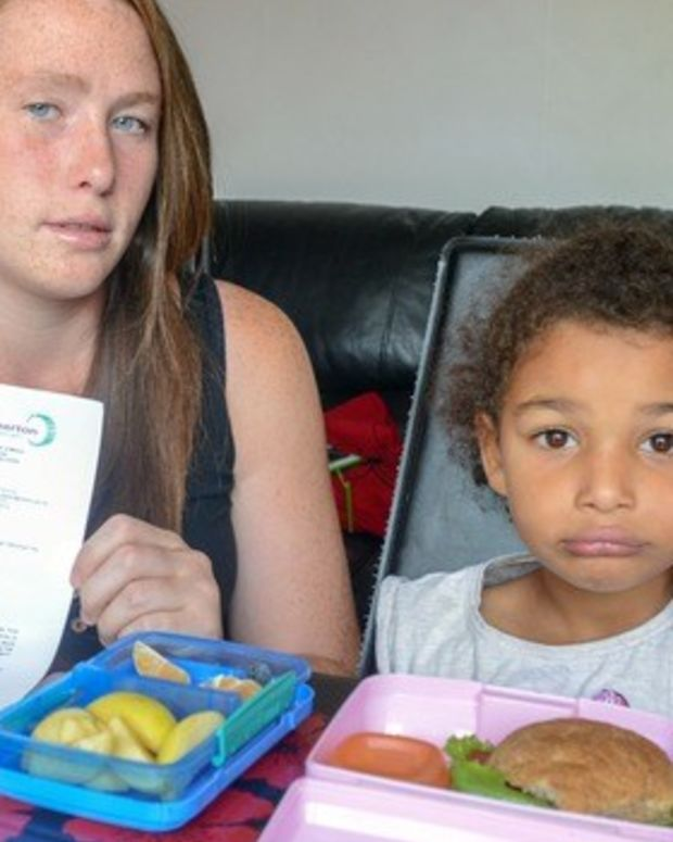 Mother Packs Non-Halal Lunch For 5-Year-Old, Little Girl Pays The Price Promo Image