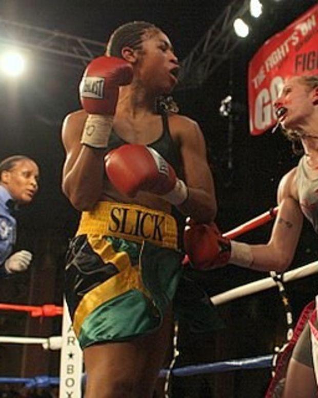 Meet Alicia Ashley, The World's Oldest Boxing Champion Promo Image