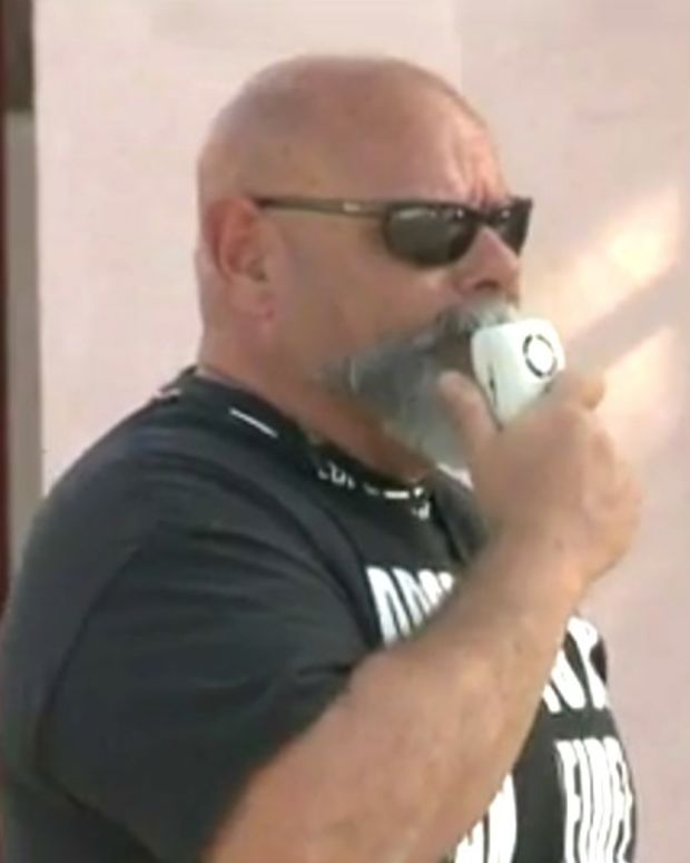 Christian Protester: Turn Mosque Into 7-Eleven (Video) Promo Image