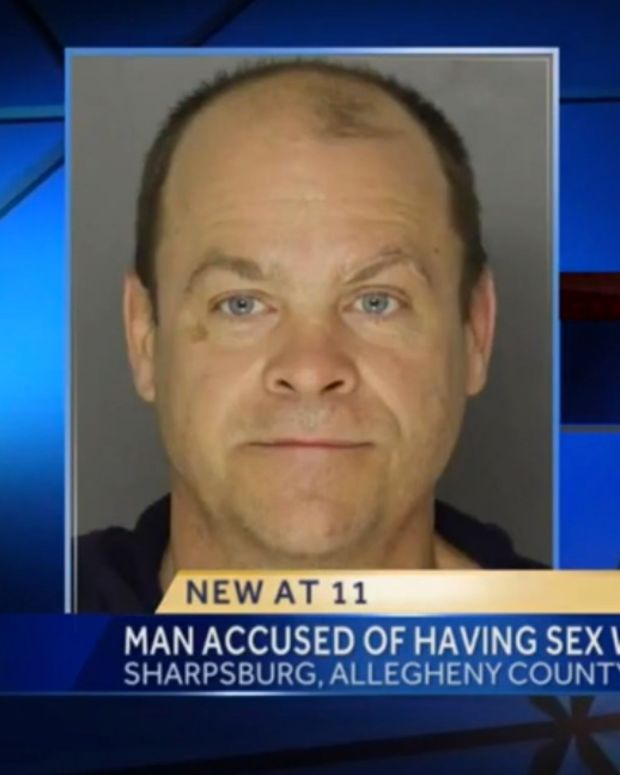 matthew ziolkowski, arrested for having sex with dog