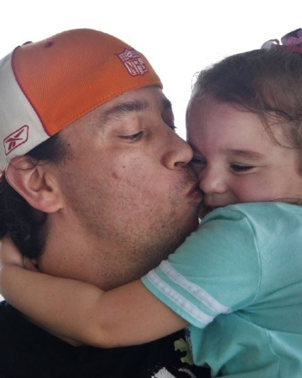 Dad Reunites With Lost Daughter After Two Years Promo Image