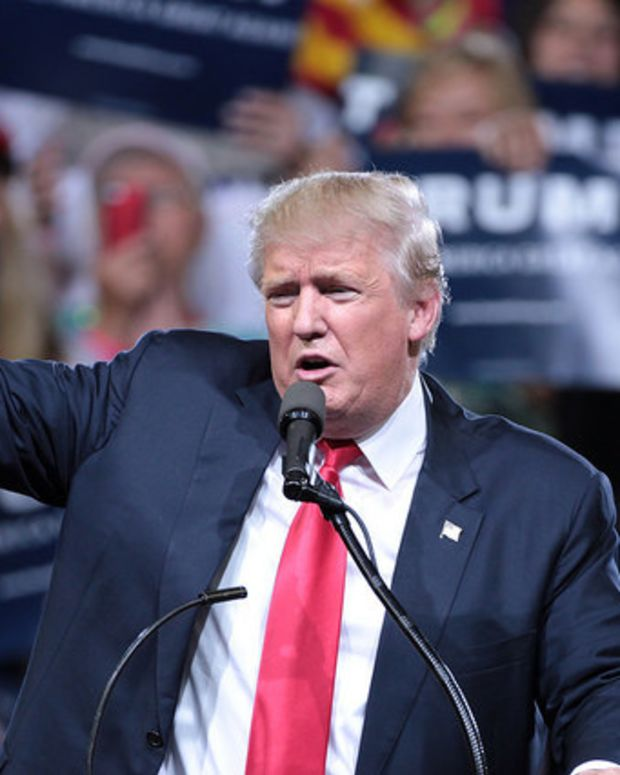 Report: Trump Campaign Struggling To Raise Funds Promo Image