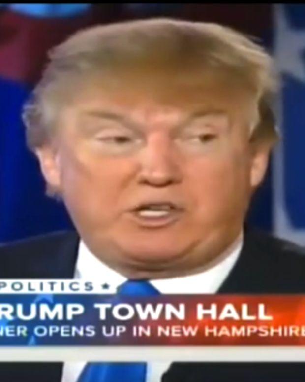 Donald Trump Refugees