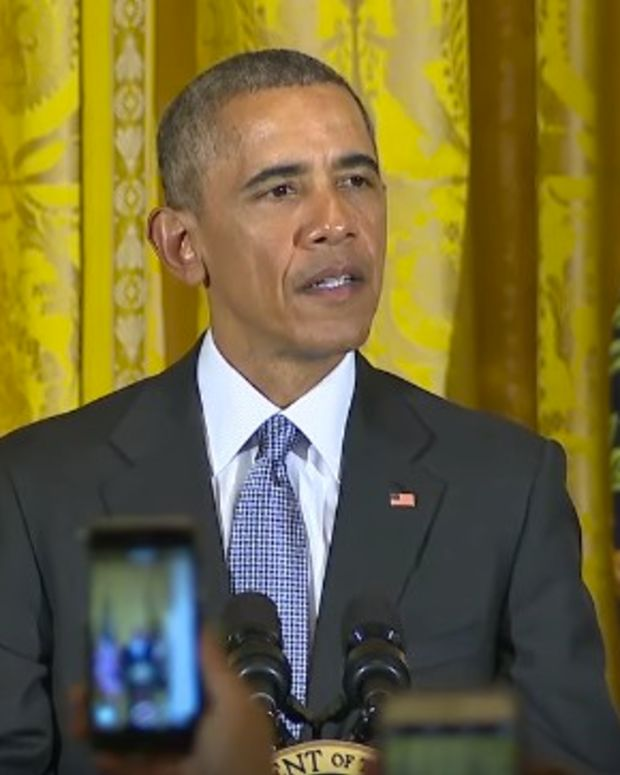 Obama: America Needs More Women In Office (Video) Promo Image