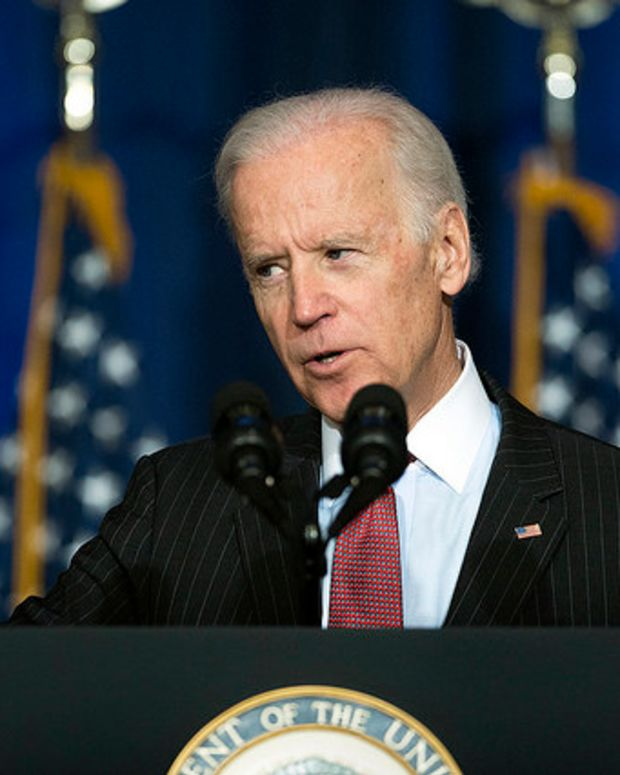 Biden: Racism Still Plagues America Promo Image