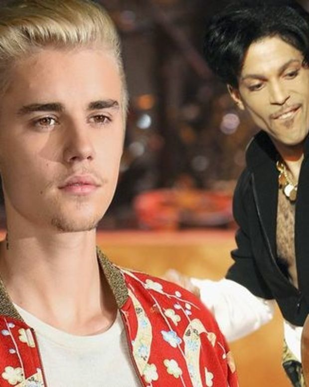 Justin Bieber's Comment On Prince Tribute Angers Fans  Promo Image