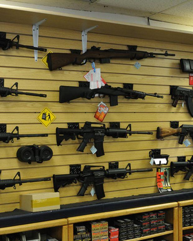 Gun Store.