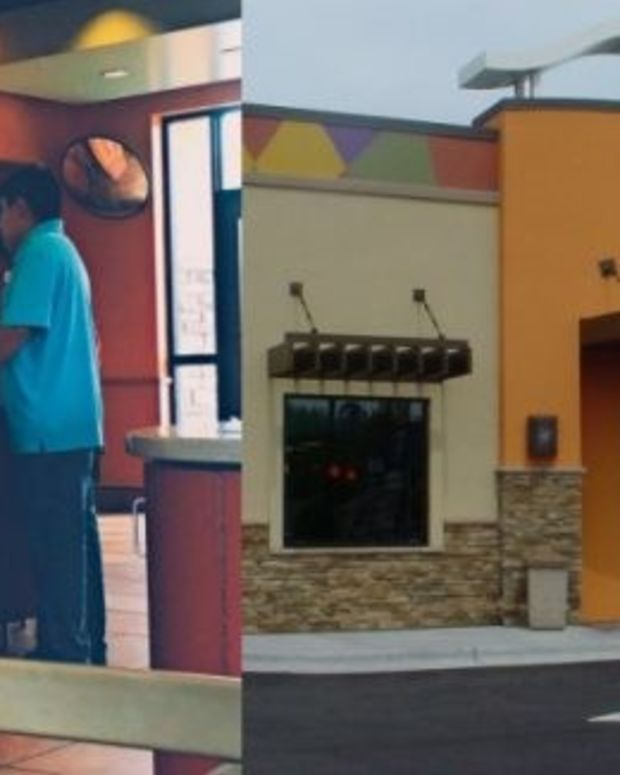 Man's Act Of Kindness At Taco Bell Goes Viral (Photo) Promo Image