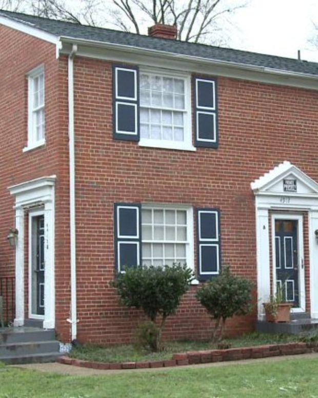Apartment Building In Richmond, Virginia