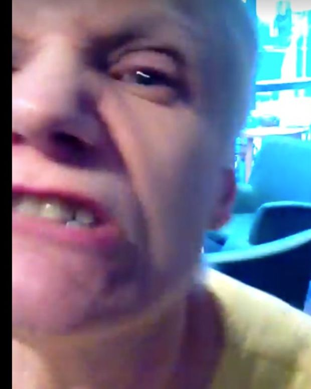 NC Hospital Volunteer Screams At Black Family (Video) Promo Image