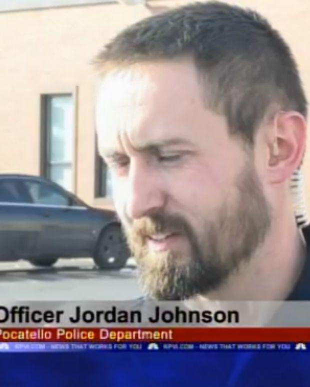 Officer Jordan Johnson