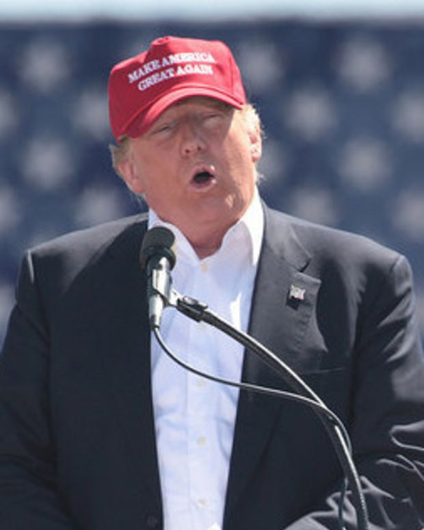 New Jersey Man Faces Fine, Jail Time Over Trump Sign Promo Image