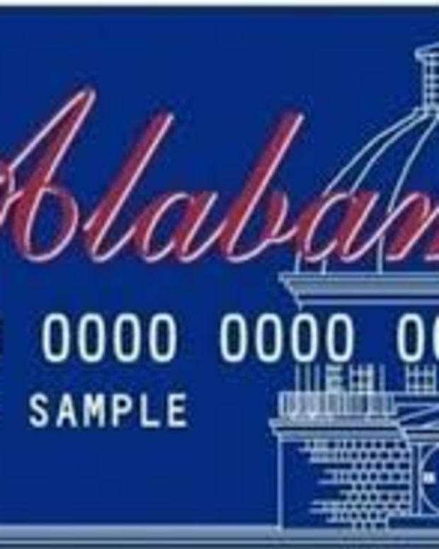 Alabama EBT card