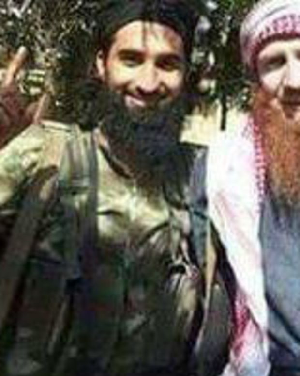 Report: ISIS Leader's Right-Hand Man Killed Promo Image