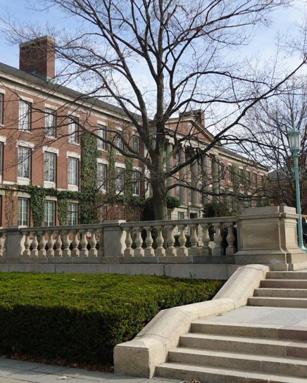 University of Rochester's Lattimore Hall.