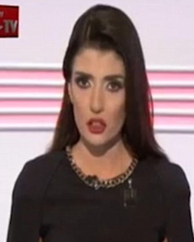 Saudi Newsreader Says Muslims Responsible For Terrorism Promo Image