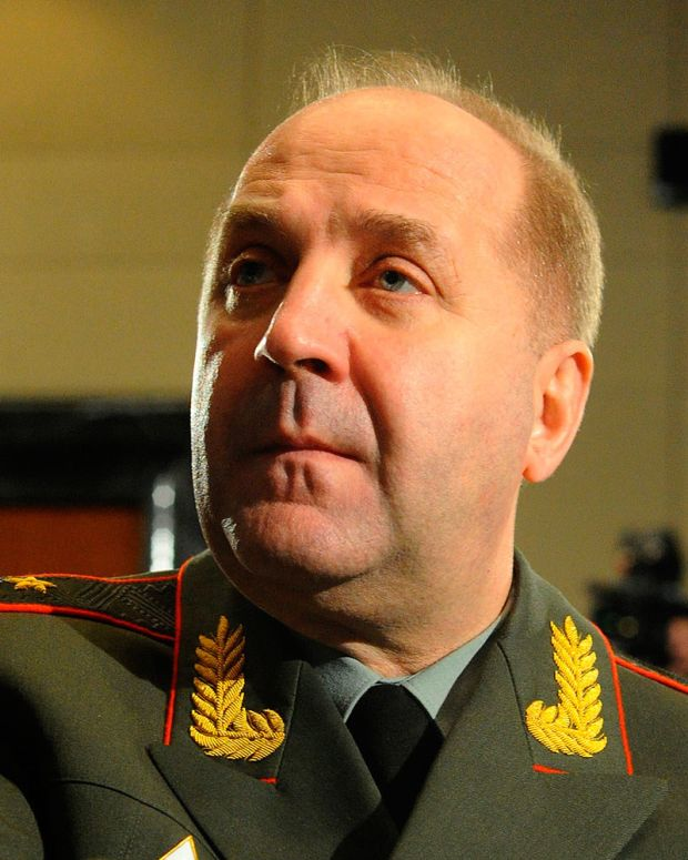 Russia's Military Intelligence Chief Killed In Lebanon Promo Image