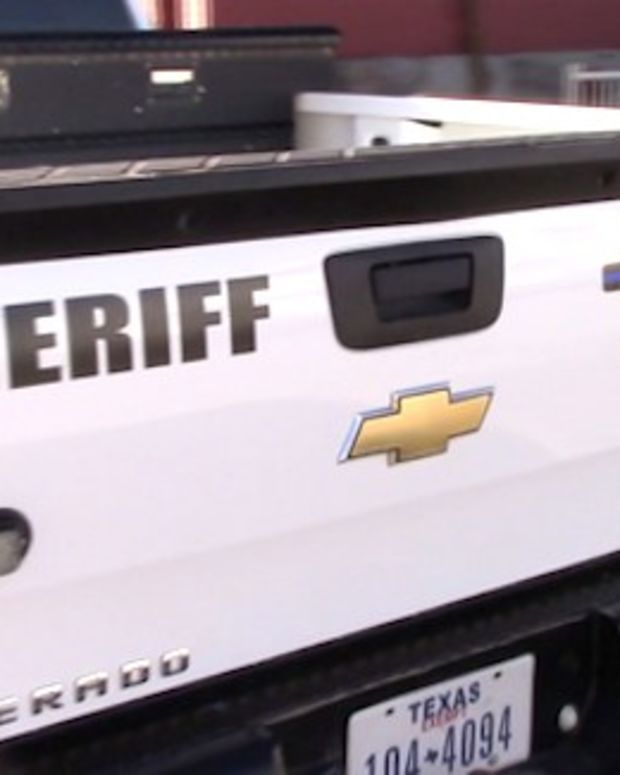 Texas Sheriff Sued For Christian Crosses On Vehicles Promo Image