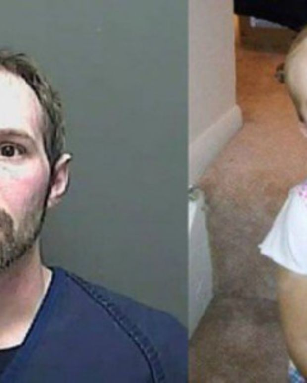 Mom's Boyfriend Arrested For 'Scalping' 3-Year-Old Girl Promo Image